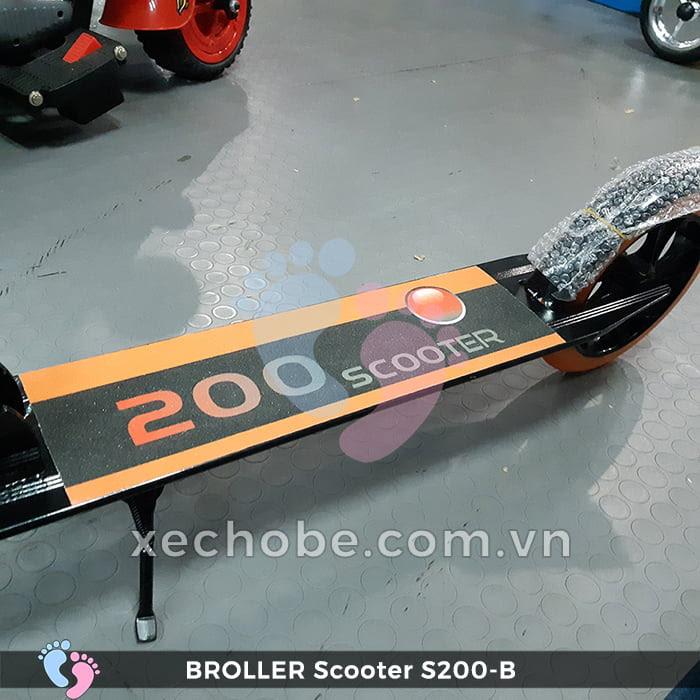 Xe trượt Scooter 2 bánh Broller S200B 6