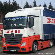 Photo: NEW ACTROS from CRAISS   ---> www.truck-pics.eu