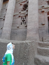 Photo: Medhane Alem church in Lalibela