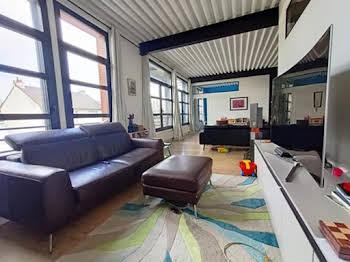 Loft 3 pièces 103 m2