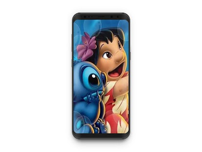 Stitch and Lilo Wallpapers - náhled