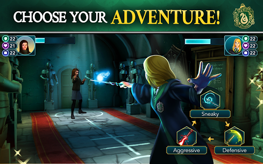 Harry Potter: Hogwarts Mystery modavailable screenshots 16