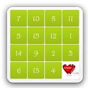 Sorting 15 Numbers