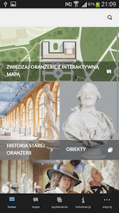 Stara Oranżeria w Łazienkach - náhled