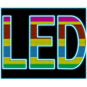 LED Scroller FREE 18.0 by KHTSXR logo