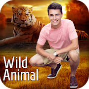 Wild Animal Photo Editor icon