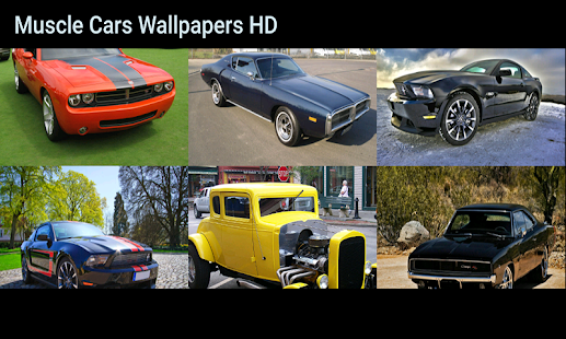 Muscle Cars Wallpapers Hd Android Apps On Google Play