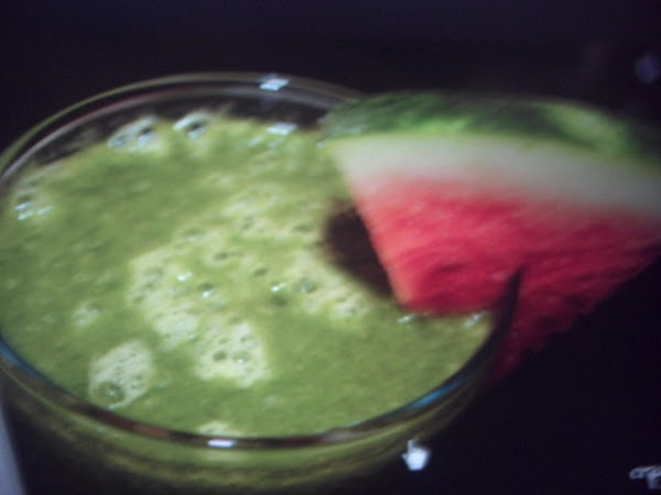 Kiwi  Watermelon  Summer Dream Smoothie Recipe