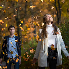 Wedding photographer Yura Morozov (sibirikonium). Photo of 20.10.2018