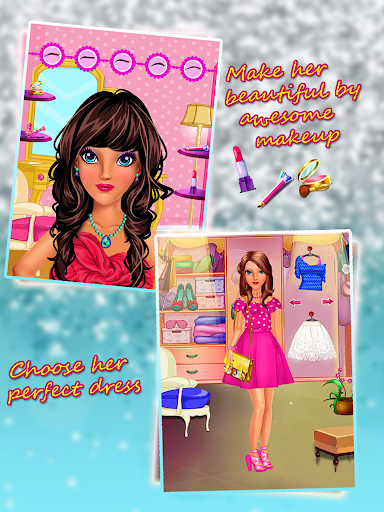 Angel Full Body Spa & Dress-Up Games For Girls 1.0 screenshots 4