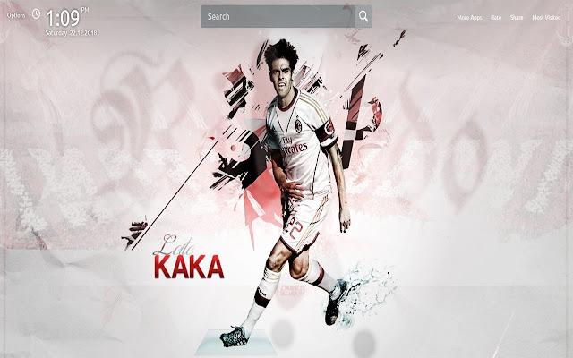 Kaka Wallpapers Theme New Tab