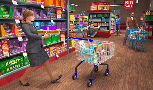 Super Market Atm Machine Simulator: Shopping Mall  screenshots 15