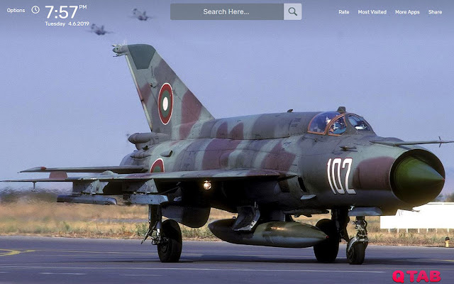 Mig 21 Wallpapers Hd Theme