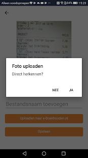 e-Boekhouden.nl - náhled