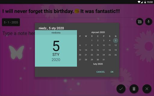 My Diary screenshot 9