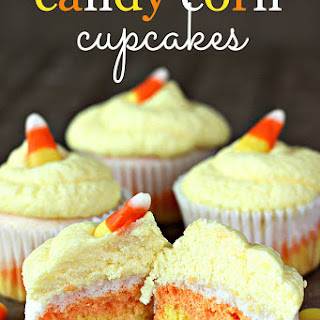 Corn Cupcakes Recipes