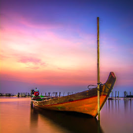 by Hanan Maulana - Transportation Boats