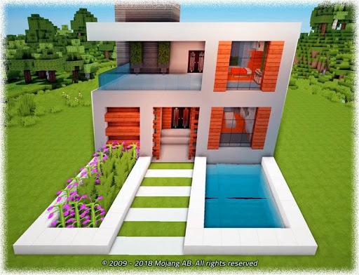 House Building for Minecraft Mod v2.2.78 screenshots 2