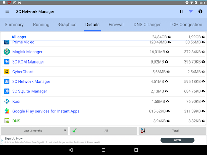 3C Network Manager Pro Apk (Pro Features Unlocked) 9