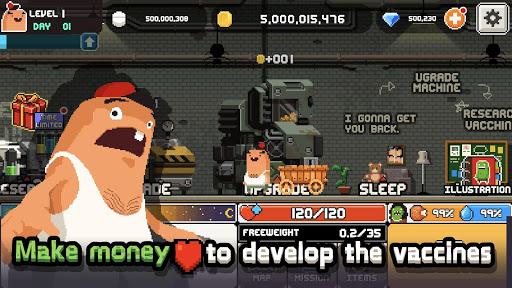 Code Triche My Zombie Wife APK MOD screenshots 4
