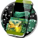 Neon Keypad for Galaxy S4 Mini icon