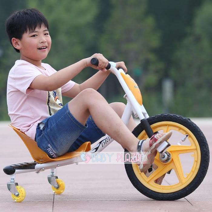 Xe đạp 3 bánh Drift PX-677 cho bé 3