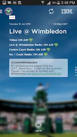The Championships, Wimbledon Screenshot 1