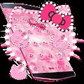 Pink Kitty Diamond Theme APK