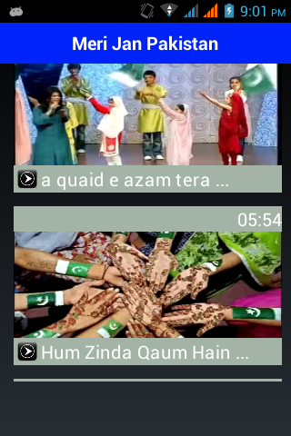 Meri Jan Pakistan Dil Dil- screenshot