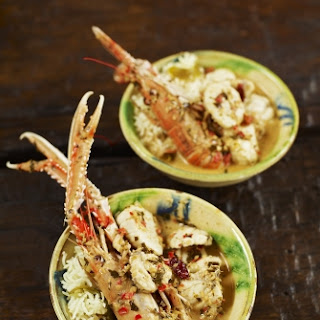 Fish Stew With Lobster Recipes
