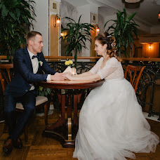 Wedding photographer Maksim Krasnov (maximkr). Photo of 11.01.2018
