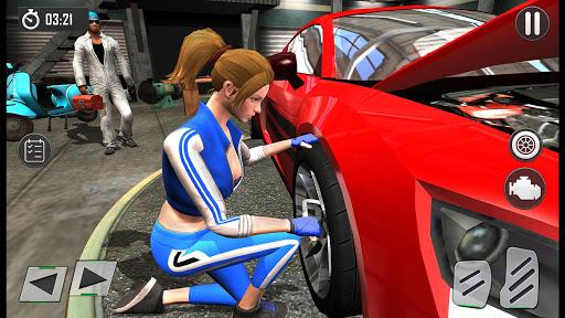 Real Car Mechanic Workshop: Car Repair Games 2020 1.1.6 screenshots 1