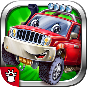 Cars for Kids! Sound flashcard for PC and MAC