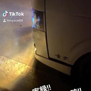 ハイエース TRH200Kのカスタム事例画像 🌸🐢カメ69🐢🌸さんの2020年11月04日21:19の投稿