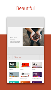 Microsoft PowerPoint Apk : Slideshows and presentations 2