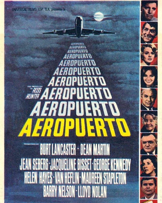 Aeropuerto (1970, George Seaton)