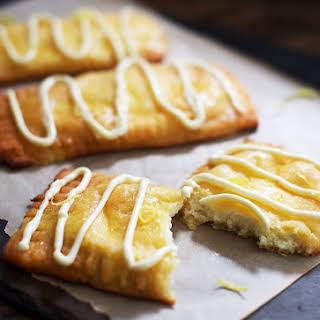 Low-Carb Lemon Danish Pastries.