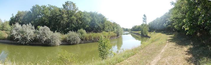 Photo: Mesterséges folyó