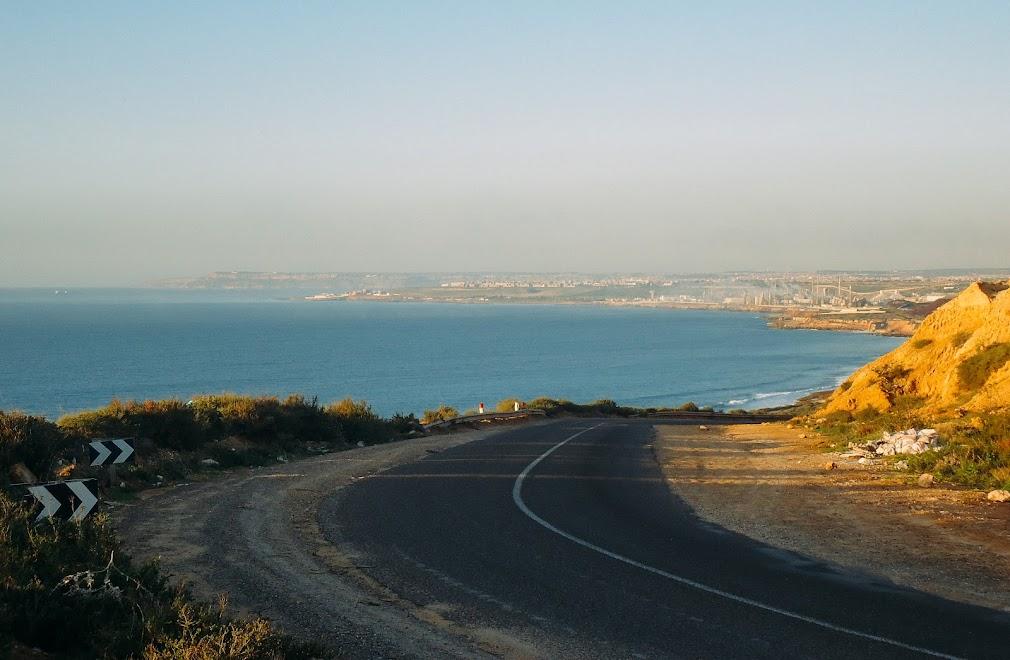 Трасса Эссуэйра-Сафи, Марокко