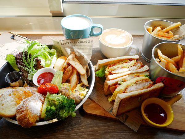 柒•柒手作早午餐