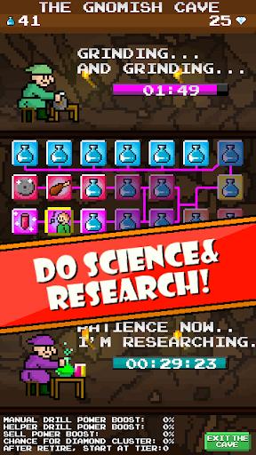 ud83dudd25 Dig Away! - Idle Clicker Mining Game  screenshots EasyGameCheats.pro 1
