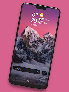 ReMix KWGT Screenshot