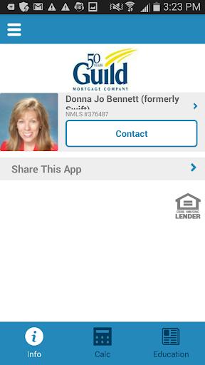 Donna Jo's Mortgage Calculator