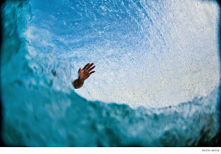 Photo: Photo of the Day: Off The Wall, Oahu. Photo: #ZakNoyle #Surfer #SurferPhotos