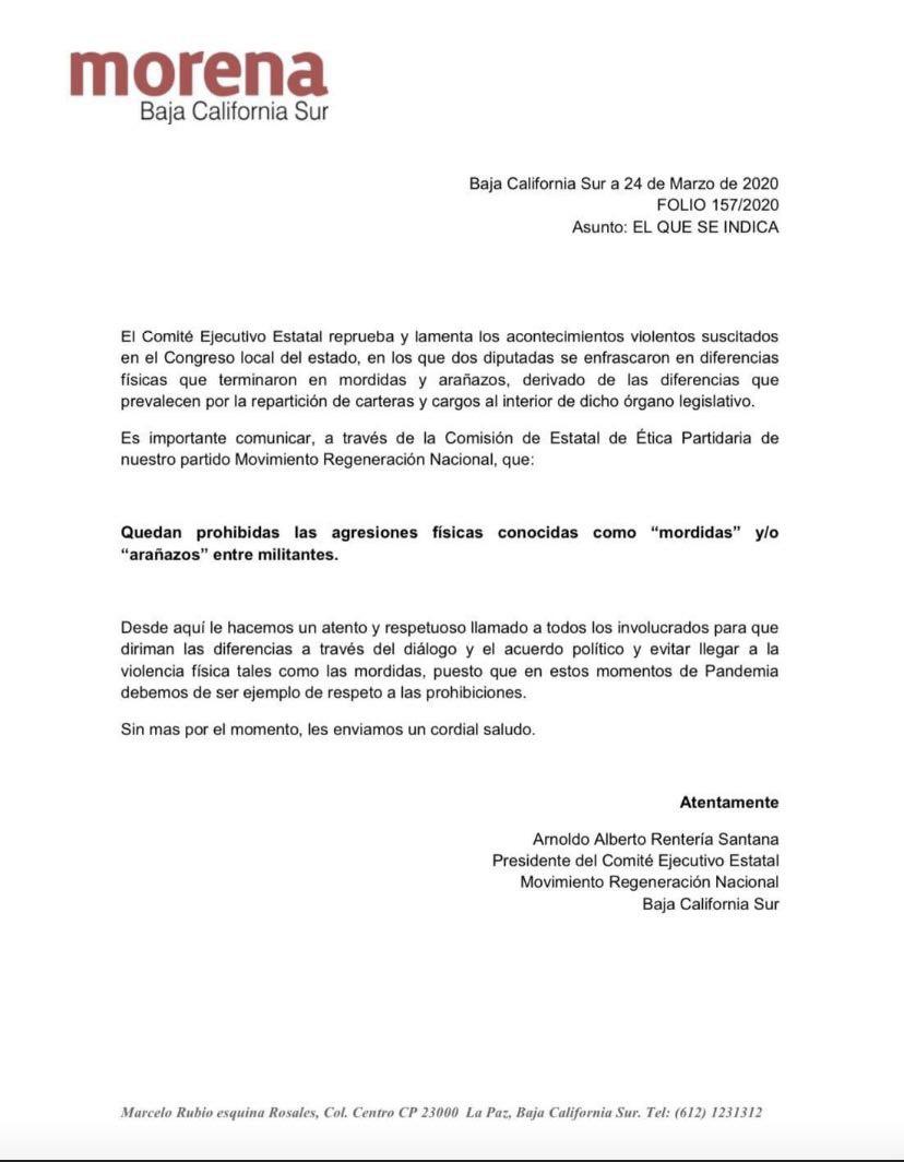 Covid-19, diputadas, escandalo, mordidas, riña - Conspiracción