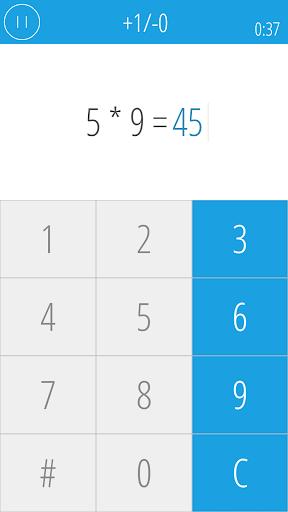 無料教育Appの数学、数学ゲーム、脳トレ|HotApp4Game