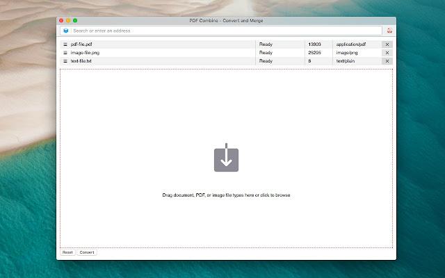 PDF Combine - Convert and Merge