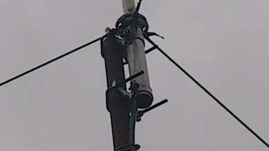 Photo: Spodek anteny Watson UV-300, nekvalitni kopie Diamondu X-300.