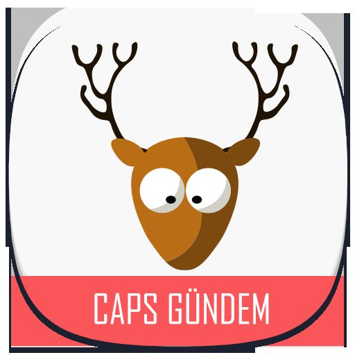 Caps Gündem 漫畫 App LOGO-硬是要APP