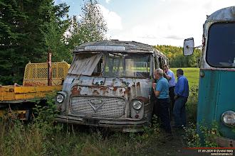 Photo: Gammel Nummela i Nuutajärvi, 07.09.2009.